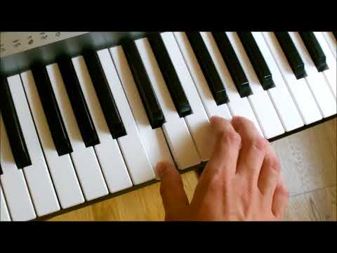 O M D  - Maid Of Orleans [Keyboard-Cover]