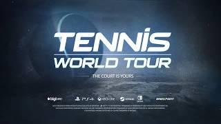 TENNIS WORLD TOUR - LEGENDS TRAILER