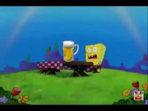 bob esponja- no la necesito (version cerveza)