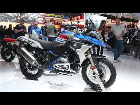 nouveaut 2017 milan bmw r 1200 gs rallye youtube. Black Bedroom Furniture Sets. Home Design Ideas