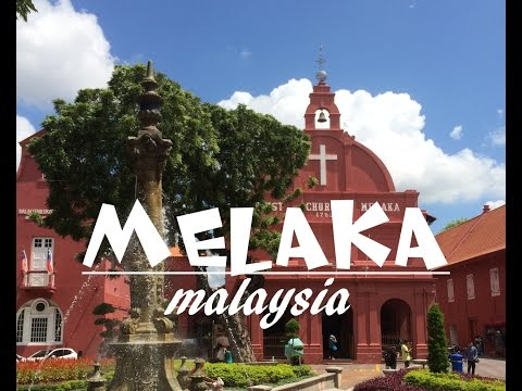 🇲🇾 A Day Trip in Malacca (Melaka) Malaysia 馬來西亞馬六甲