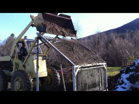 Gravel Screen Separator