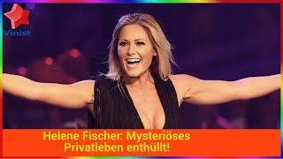 Helene Fischer: Mysteriöses Privatleben enthüllt!