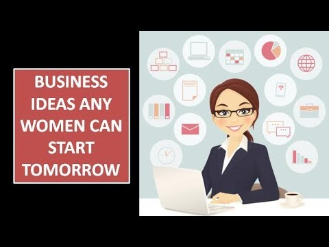 10 Best Small Business Ideas For Women 2017-2018