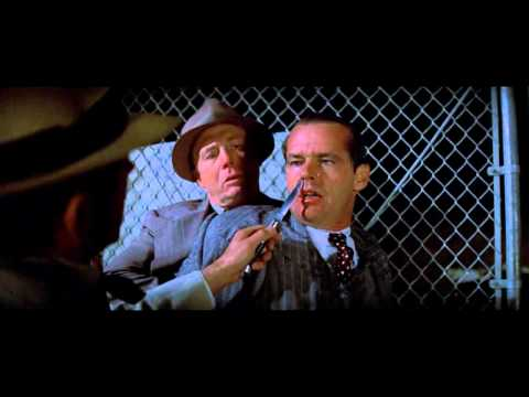 Roman Polanski cuts Jack Nicholson's nose Mp3