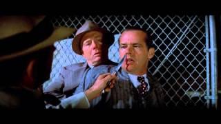 Roman Polanski Cuts Jack Nicholson's Nose