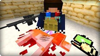 😭Моя собака умирает [ЧАСТЬ 20] Зомби апокалипсис в майнкрафт! - (Minecraft - Сериал)