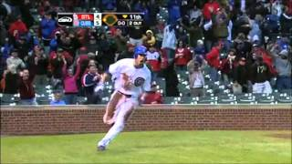 David DeJesus 2012 Highlights