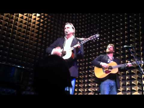 Ellis Paul - 3000 Miles live @ Joe's Pub NYC 5-18-12