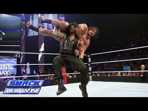Roman Reigns vs. Rusev: SmackDown, Sept. 19, 2014