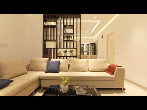 Budget Home Interiors | A Tastefully done 3BHK Interior Design Project in Kerala