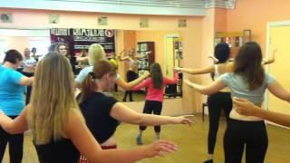 Академия танца Анатолия Полозенко – Обучение восточным танцам l 1