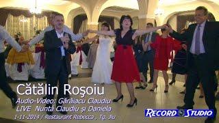 Catalin Rosoiu LIVE (colaj HORA) part.1 Nunta Claudiu si Daniela 1-11-2014