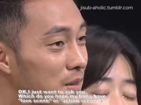 "So Ji Sub / (Eng. Sub) ""Hope his heavy love scene?"""