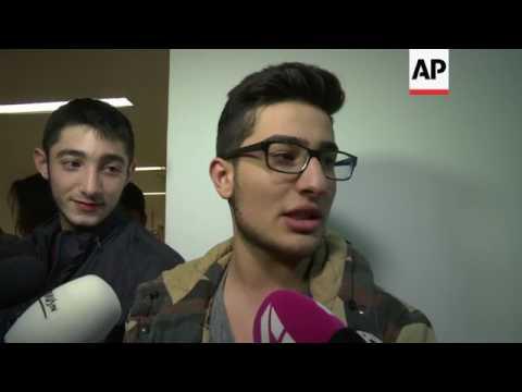 8 Iraqis jailed for gang rape of German tourist