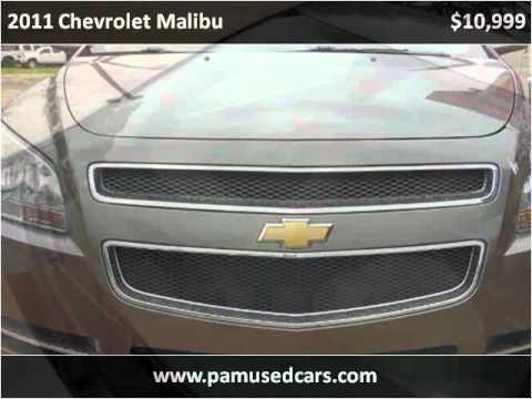 2011 Chevrolet Malibu Used Cars Lafayette LA