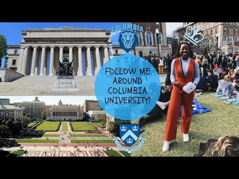 A DAY IN MY LIFE AT COLUMBIA UNIVERSITY 2018