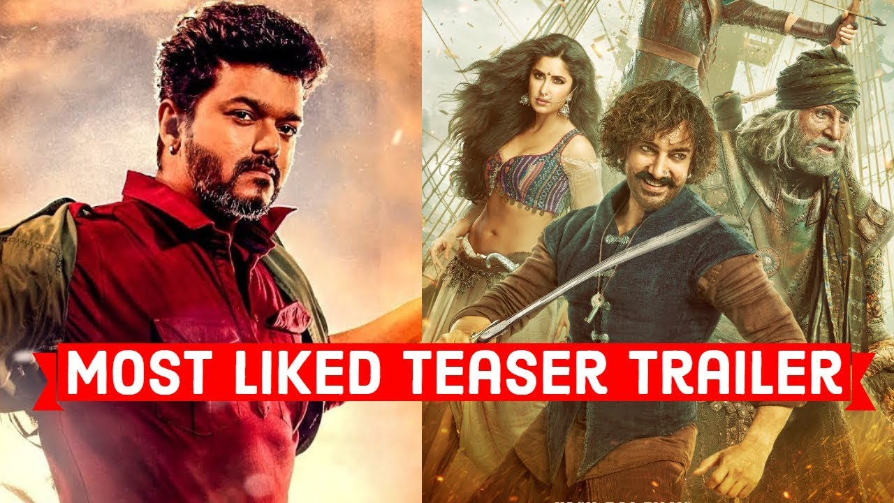 New Hindi Movei 2018 2019 Bolliwood: Top 10 Most Liked Indian Movies Teaser/Trailer Of All Time