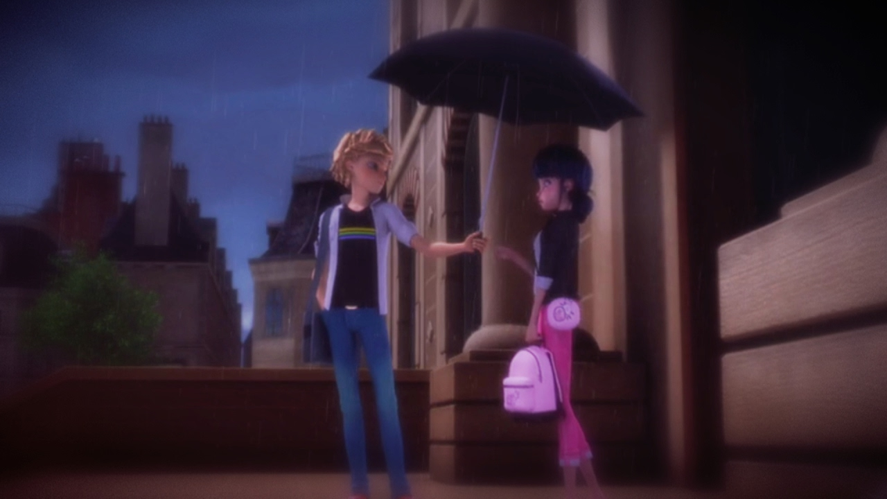 Umbrella | Marinette/Ladybug x Chat Noir/Adrien - YouTube