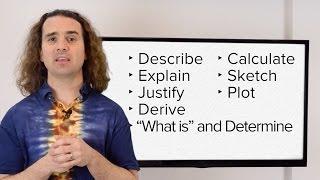 2015 AP Fizik üzerine düşünceler 1 Sınav Bedava Cevap Sorular