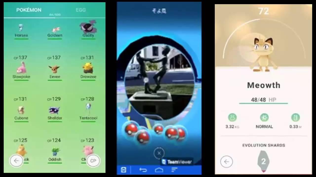 Pokemon Go Apk Android New Leak Video - Apktips com/pokemongo