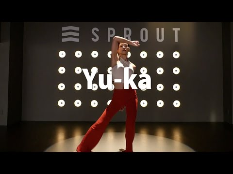 SPROUT無料オンラインダンスレッスン / yu-ka 見本動画 / JAZZ HIPHOP