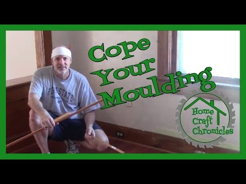 Cope Your Molding