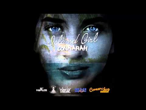 Conkarah - Island Girl - Corner Shop Riddim - Dec 2012
