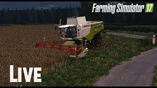Live Farming simulator 17 + un autre jeux / On bat le colza et