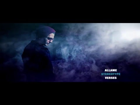 Allame - Stereotype Verses