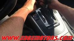 Audi A4 S4 shifter interlock release by Edge Motors