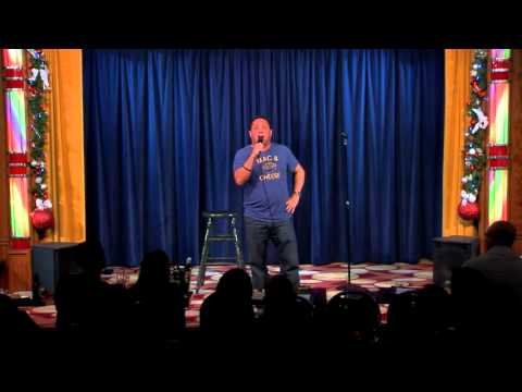 Adam Richmond - Comedy & Magic Club Dec  '15
