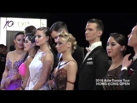 2016 Asia Open Dance Tour - Hong Kong World Superstar Champi