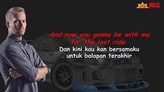 Download Mp3 Wiz Khalifa - See You Again Ft Charlie Puth  Lyrics  Lirik Dan Terjemahan Indone