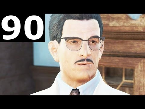 Fallout 4 walkthrough gameplay part 90 special delivery for Edward deegan
