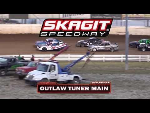 Skagit Speedway Highlights 07 23 2016