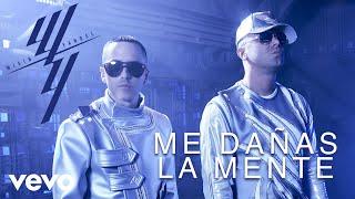 Wisin & Yandel - Me Dañas la Mente (Audio)