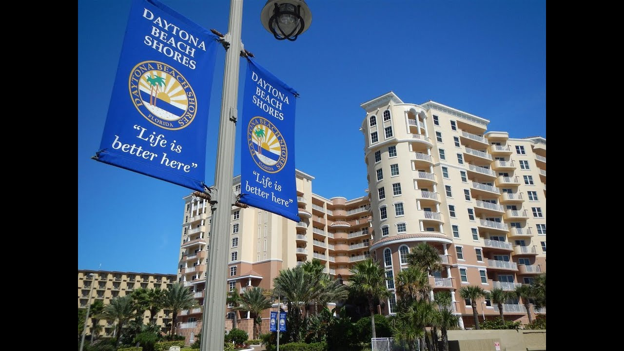 Daytona Beach S Florida Bella Vista Luxury Oceanfront Condo For