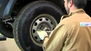 ІПС №4 Доопрацювання гальмівного супорта УАЗ