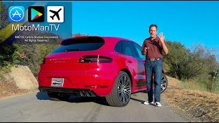 2018 Porsche Macan Turbo Performance Package FIRST DRIVE REVIEW (2 of 2)