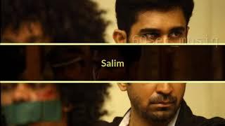 Ulagam Unnai | Salim | Vijay Antony | Lyrical Video
