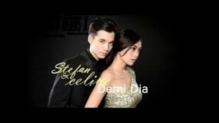 DEMI DIA - CELINE EVANGELISTA FT STEFAN WILLIAM  karaoke download ( tanpa vokal ) cover