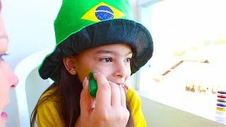 ARRUME-SE COMIGO PARA A COPA DO MUNDO 2018 NO HOTEL FAZENDA DONA FRANCISCA - WORLD CUP 2018