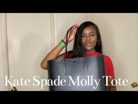 Molly Tote by Kate Spade New York - Review & What Fits Inside