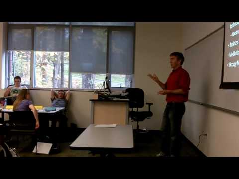The Mindful Activist Cascadia College Talk 1