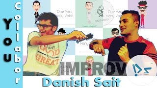 Who is Mr Nags/Danish Sait?|Youcollabor show Ep.4