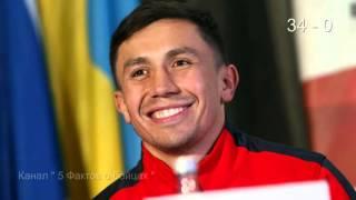 ТОП 5  Непобежденные боксеры /  TOP 5  Undefeated boxer