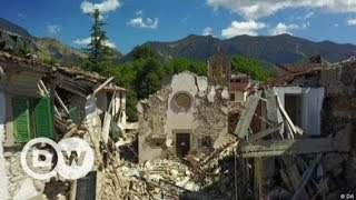 Italy's forgotten earthquake victims | DW Documentary