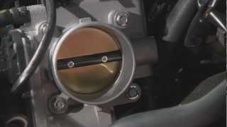 Cleaning Throttle Bodies(MotorWeek's Pat Goss (RockAuto.com is a MotorWeek Sponsor) explains how to clean throttle bodies including on newer cars where there is no mechanical ..., 2012-07-30T04:03:47.000Z)