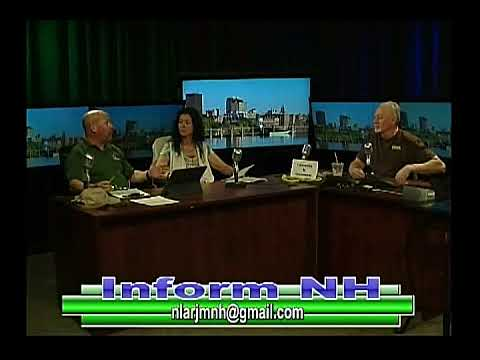 Inform N.H.- N.H. Vill of RIghts explaines w/Dan Richard & Cynthia Hajjar